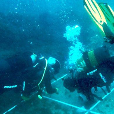 Investigadores de la UCA exploran el patrimonio arqueológico subacuático del Estrecho de Gibraltar