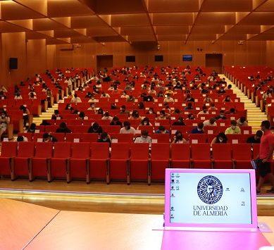 El Concurso Indalmat regresa con 300 estudiantes de instituto al campus de la UAL