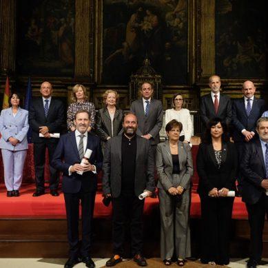 Diez investigadores reconocidos en las dos últimas ediciones de los Premios Fama de la US