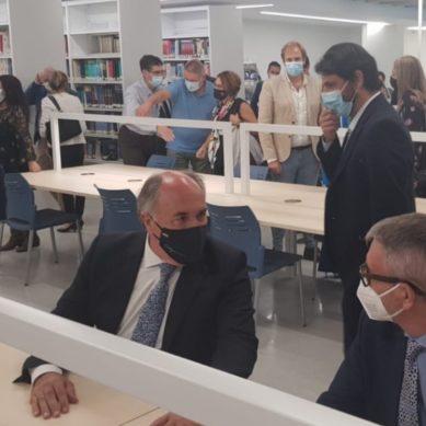 La UCA inaugura el nuevo edificio de la Biblioteca del Campus Bahía de Algeciras