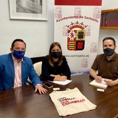 UCOidiomas lleva su don de lenguas hasta el municipio de Santaella