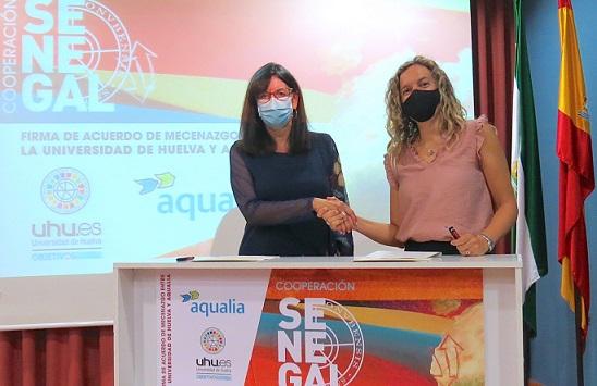 UHU y Aqualia facilitarán el acceso al agua potable a un poblado de Senegal