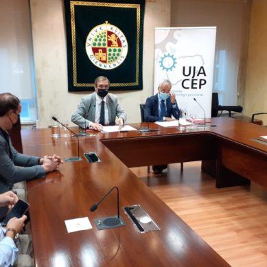 En marcha la segunda edición de UJA-CEP, un programa para analizar temas estratégicos para el progreso jiennense