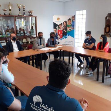 Once estudiantes de la UJA se benefician este año del Programa de Apoyo a Deportistas de Alto Nivel
